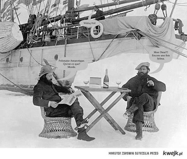 Charcot na Antarktydzie