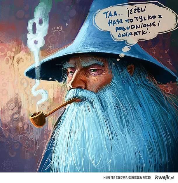 gandalf wøadca pierßcie