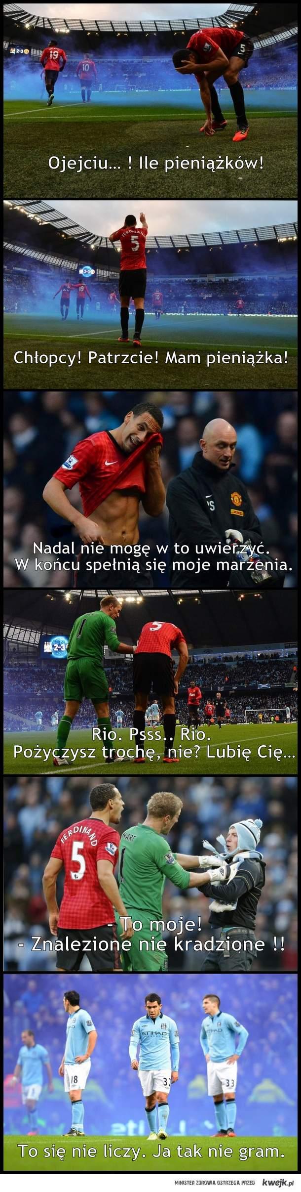 Pieniążki Rio