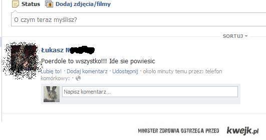 Wyewność na FB