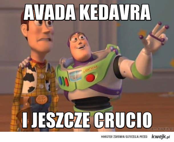 AVADA KEDAVRA