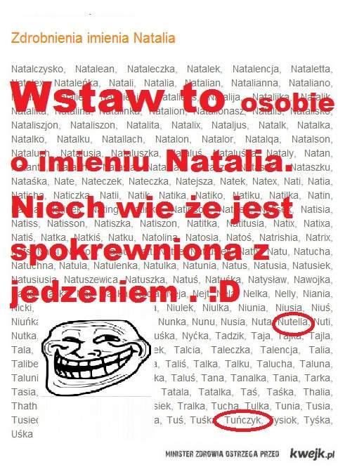 Natalia :)
