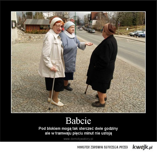 Babcie
