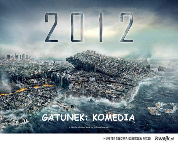 2012 komedia