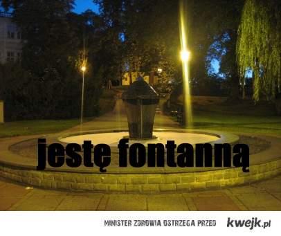międzyzdroje fontanna