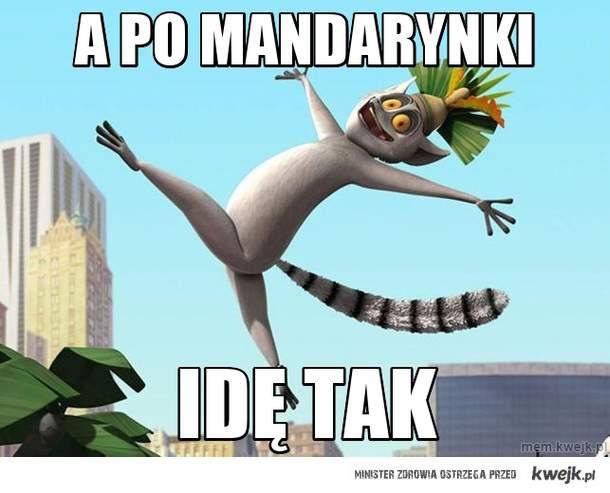 A PO MANDARYNKI