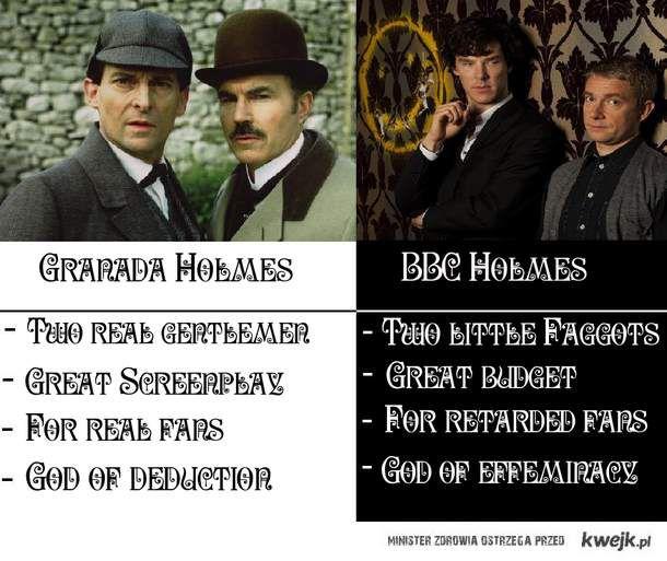 Cała prawda o Holmesie