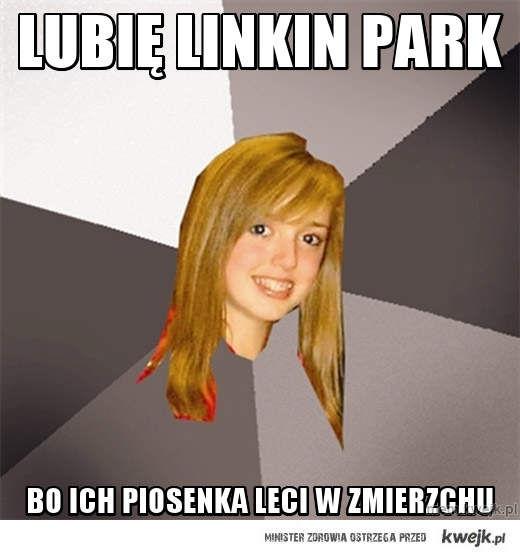 lubię linkin park
