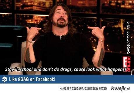 Dave wie co mówi