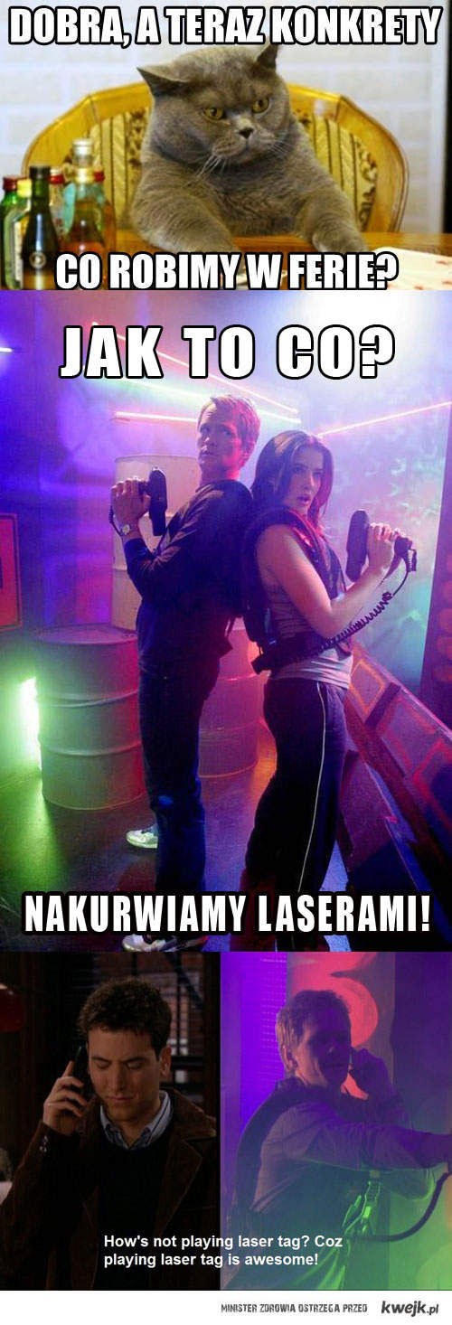 laser tag is awesome!