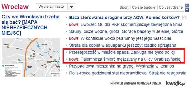 Bezpieczne miasto Wrocław