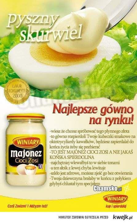 majonez pyszny