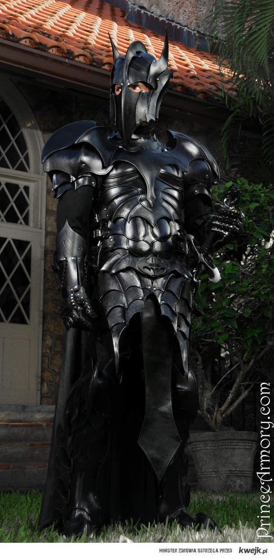Medieval Bat Man Armor by *Azmal