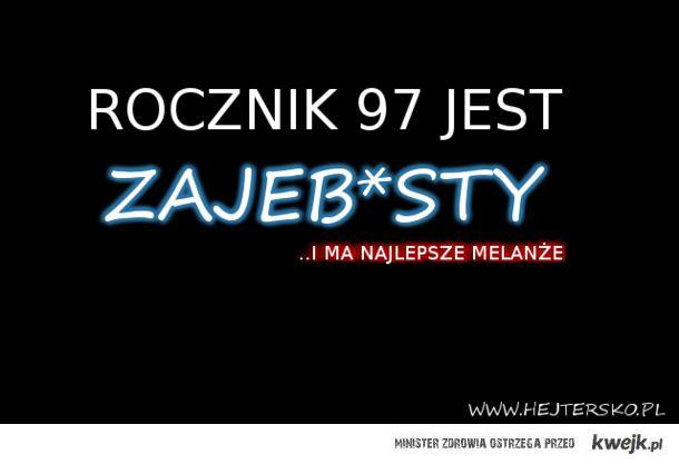 Rocznik 97..