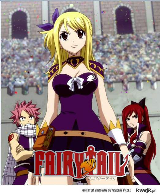 <Fairy Tail>