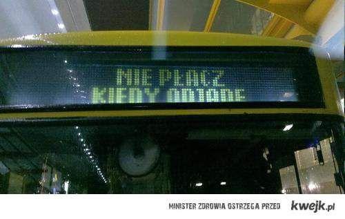 Motywujący autobus