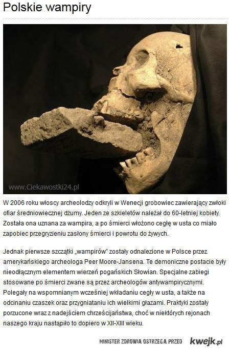 Polskie wampiry