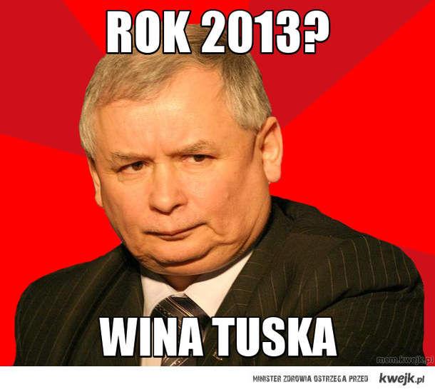 rok 2013?