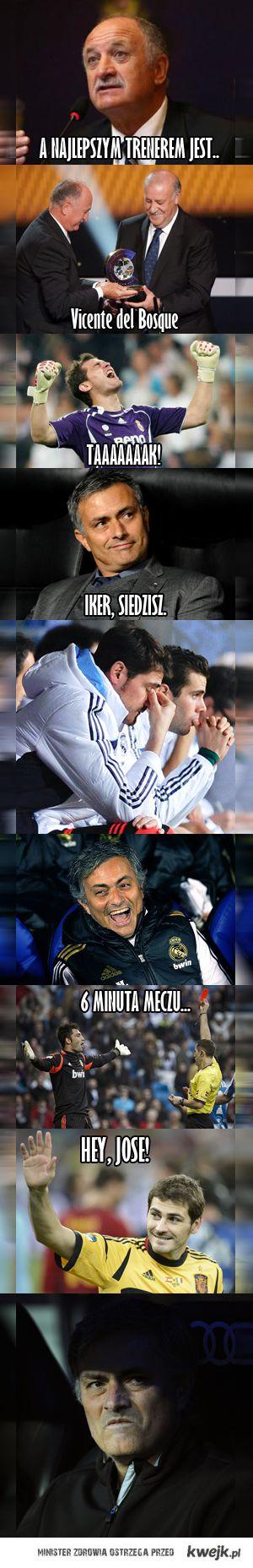 Iker i Jose.