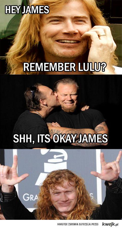 Dave vs Metallica