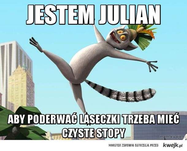jestem julian