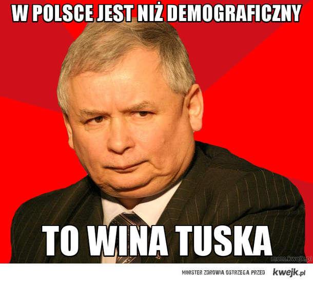 W Polsce jest niż Demograficzny