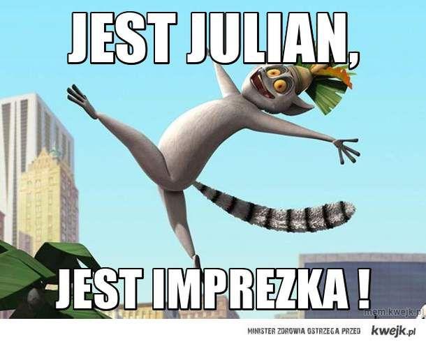 jest julian,