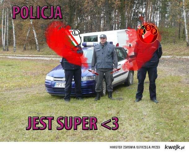 Policja jest Super <3