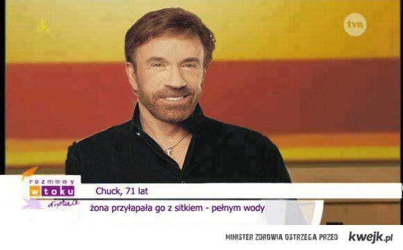 Czego Chuck nie potrafi