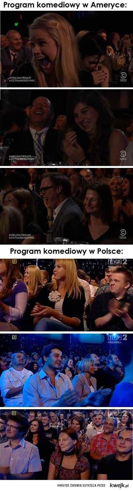 Programy komediowe