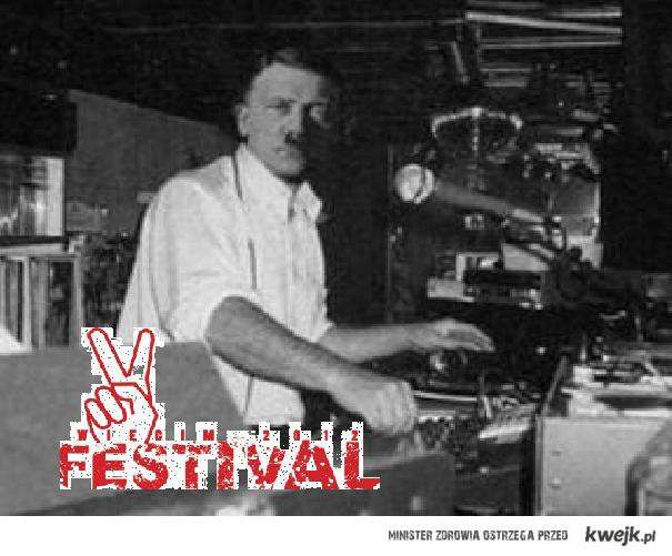 festiwal hitler