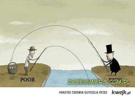 Biedny, a bogaty