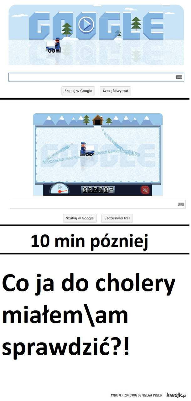 Gra Google