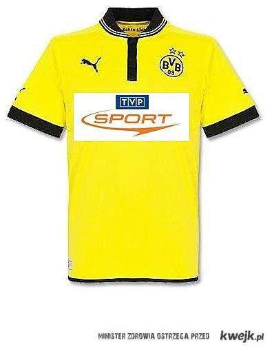 Koszulka Borussi na przyszły sezon