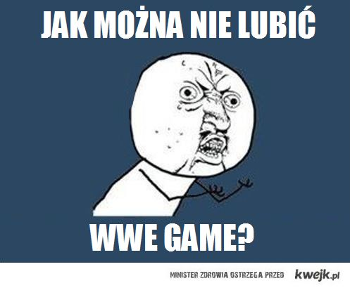 WWE-game - Polska Gra o WWE
