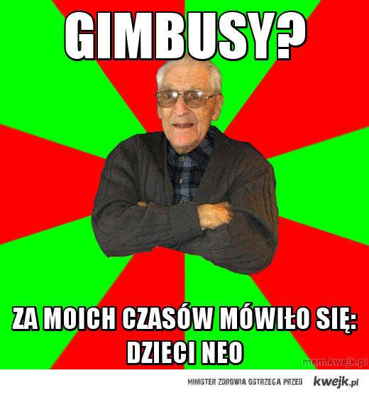 GIMBUSY?