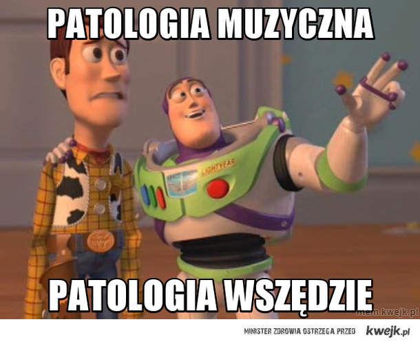 patologia muzyczna