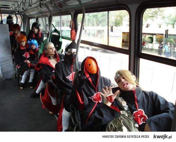 Autobus mi uciekł