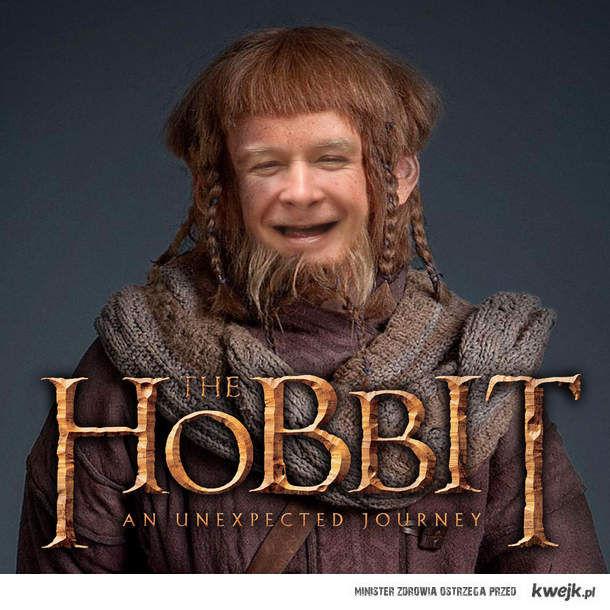 Hobbit jest wśód nas