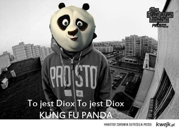 Diox Panda