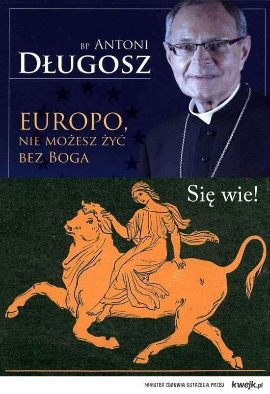 Europa z Bogiem