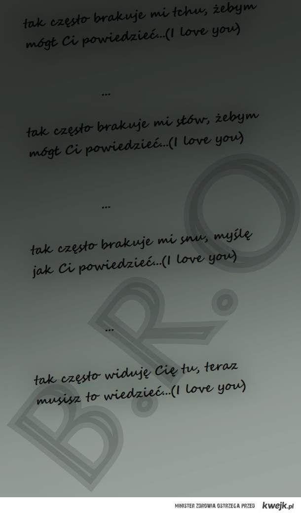 B.R.O - Love