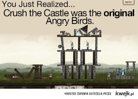 Oryginalne angry birds