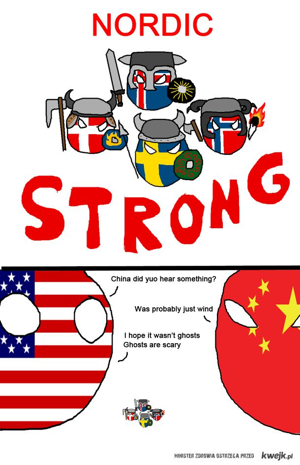 nordic strong