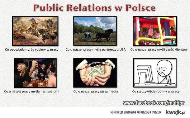 Sama prawda o PRacy w PR
