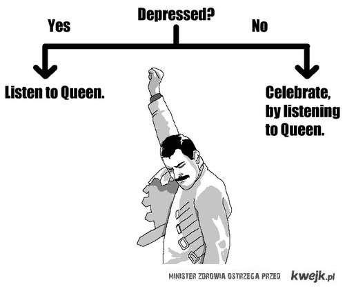 Queen :)