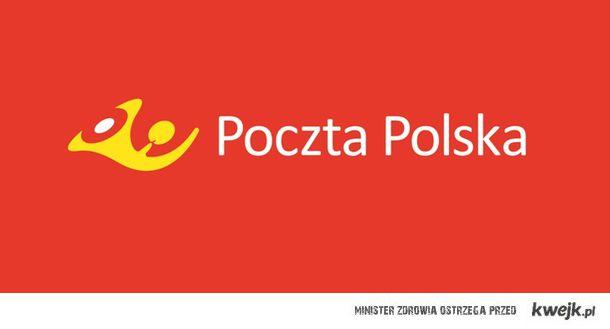 Nowe, właściwe logo Poczty