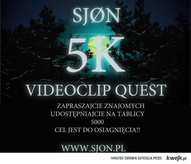Pomóż młodemu zespołowi! Zobacz Pierwszy VideoClip SJØN!