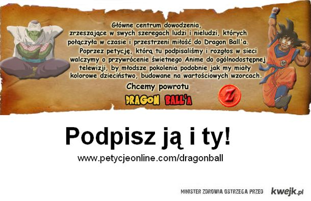 Petycja o emisję DB w TV4