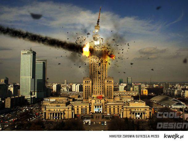 Wizja końca świata 2012 w Polsce By Cool